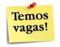 VAGAS ABERTAS!!!